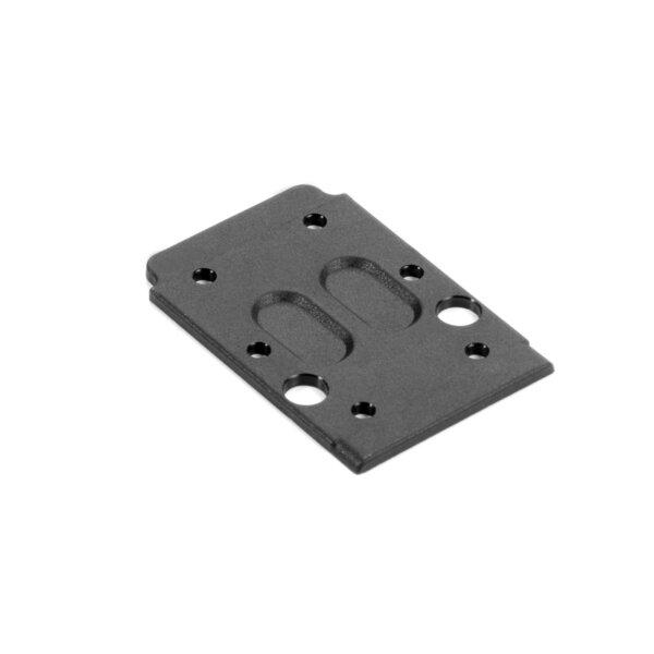 COMPOSITE REAR CHASSIS PLATE