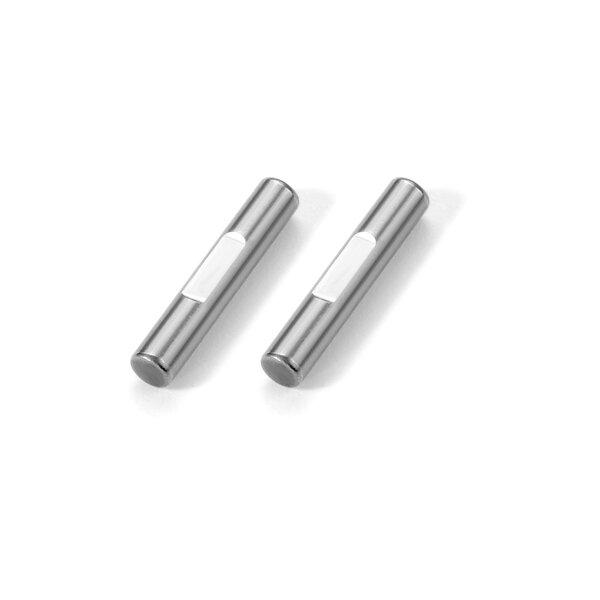 PIN WITH FLAT SPOT 3 x 16.8 (2)