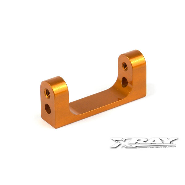 T4 ALU LOWER REAR SUSPENSION HOLDER - ORANGE