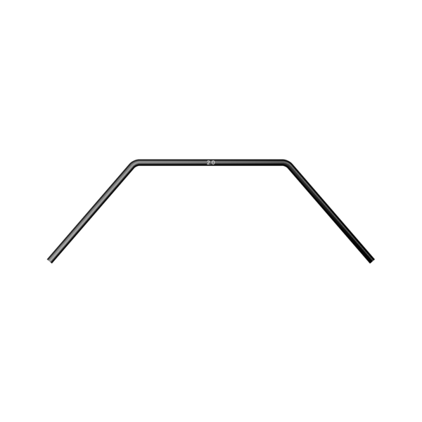 ANTI-ROLL BAR FRONT 2.0 MM