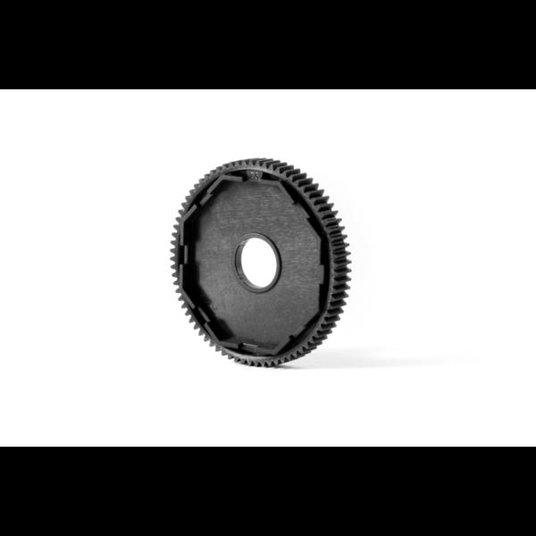 COMPOSITE 3-PAD SLIPPER CLUTCH SPUR GEAR 75T / 48