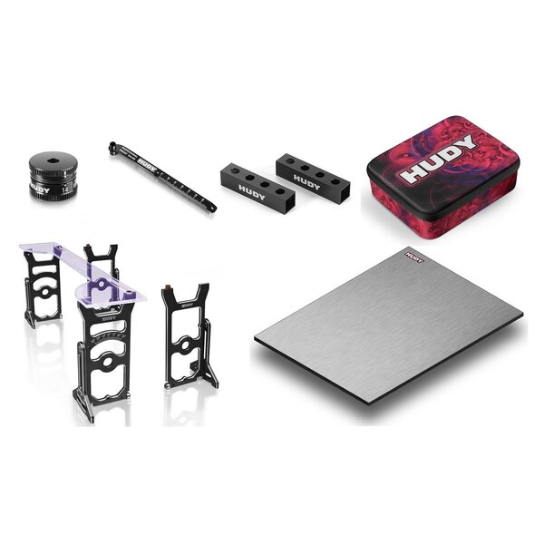 SET-UP TEAM TOOLS COMBO SET 1/10 OFF-ROAD