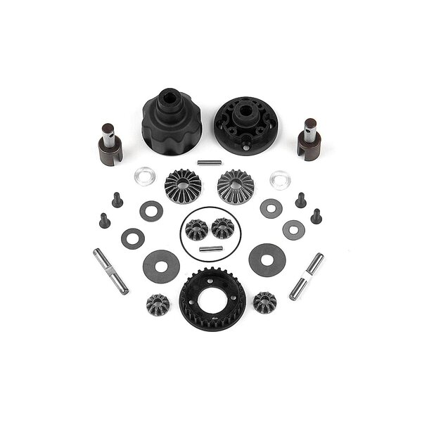 FRONT GEAR DIFFERENTIAL - SET