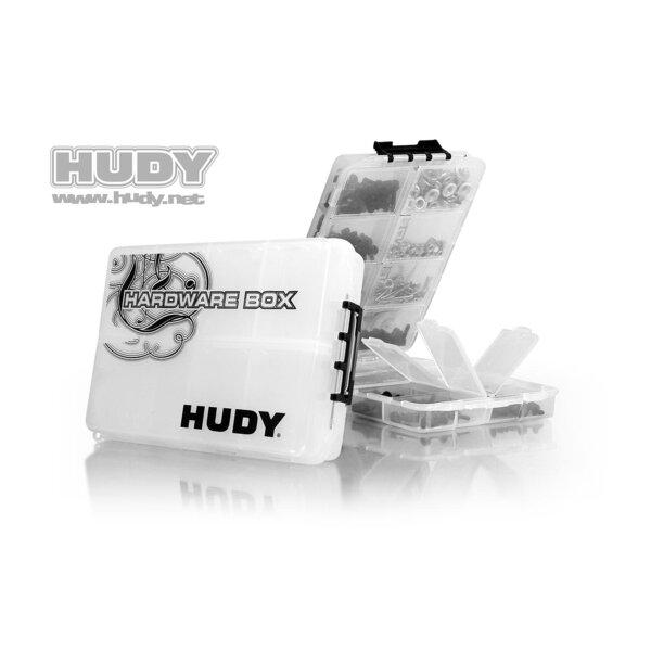 HUDY HARDWARE BOX - DOUBLE-SIDED