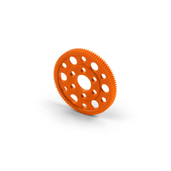 SPUR GEAR 96T / 64 - ORANGE