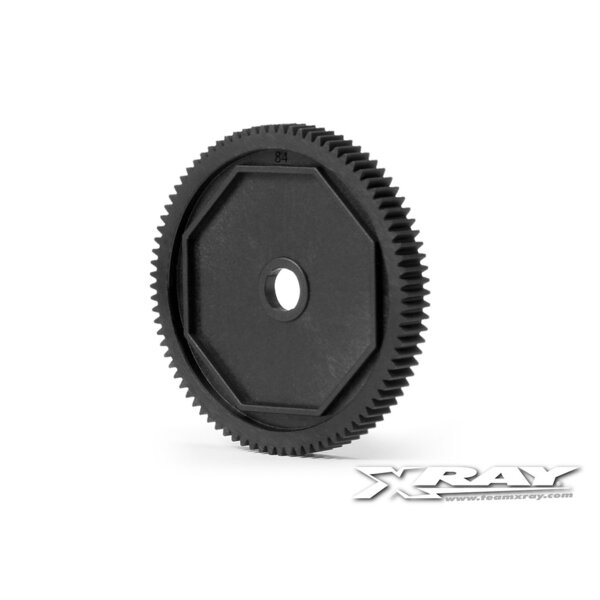 COMPOSITE SLIPPER CLUTCH SPUR GEAR 84T / 48