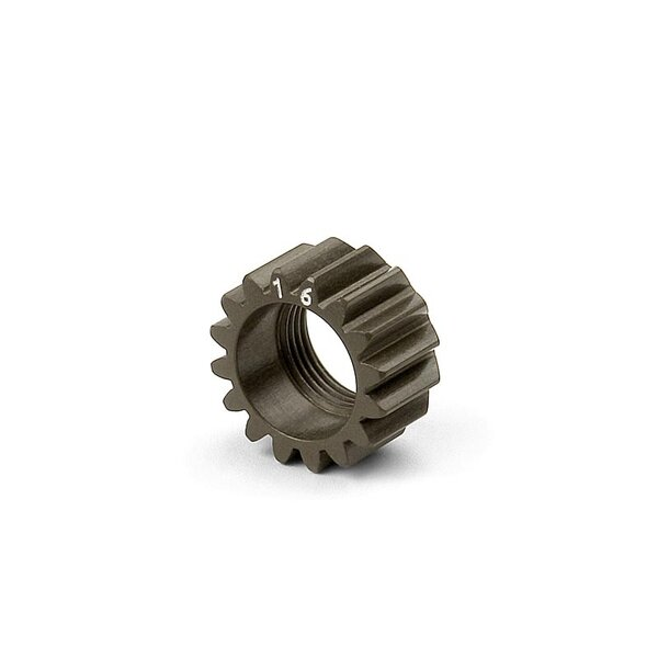 XCA ALU 7075 T6 HARDCOATED PINION GEAR - 16T (1ST)