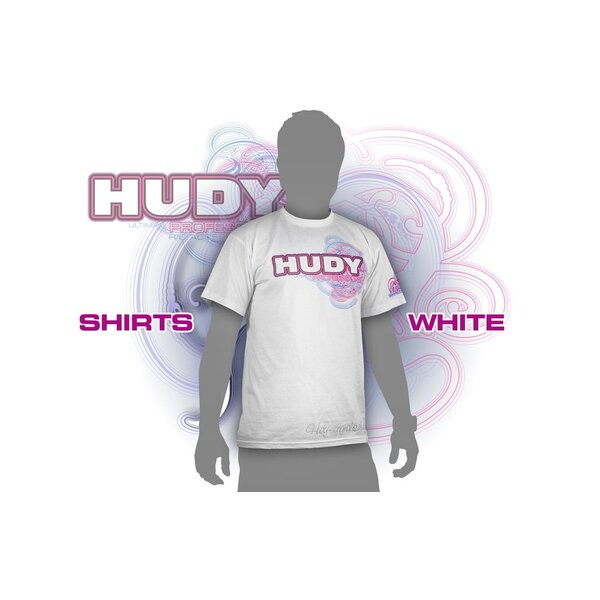 HUDY T-SHIRT - WHITE (XXXL)