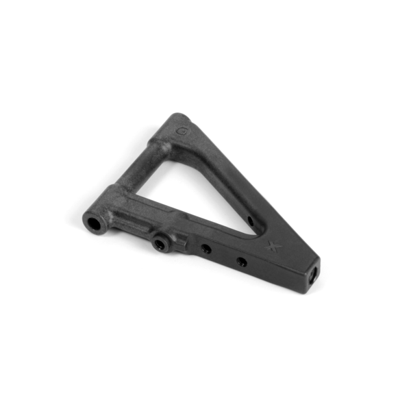 COMPOSITE SUSPENSION ARM FOR WIRE ANTI-ROLL BAR - FRONT LOWER - GRAPHITE