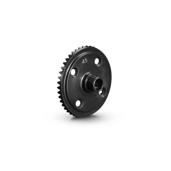 FRONT/REAR DIFF LARGE BEVEL GEAR 45T