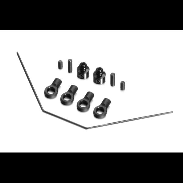 XB2 ANTI-ROLL BAR REAR 1.0MM SET