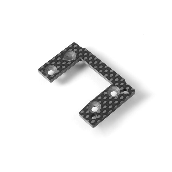 GRAPHITE CENTER DIFF MOUNTING PLATE