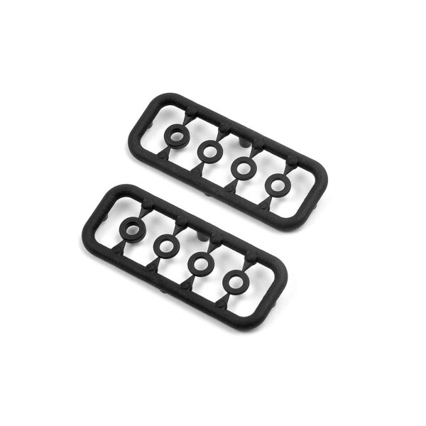 COMPOSITE SET OF SHIMS 3x 3x6x1MM; 1x 3x6x2MM (2)