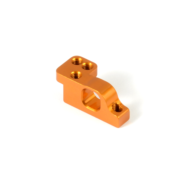 ALU LOWER 2-PIECE SUSPENSION HOLDER FOR ARS - RIGHT