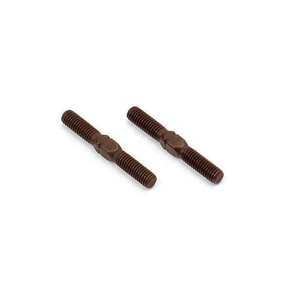 ADJ. TURNBUCKLE L/R 22 MM - HUDY SPRING STEEL™ (2)