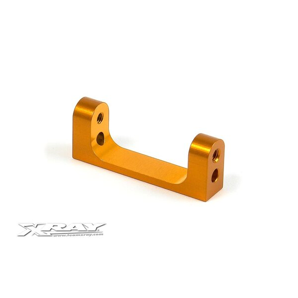 T3 ALU LOWER SUSPENSION BLOCK - ORANGE