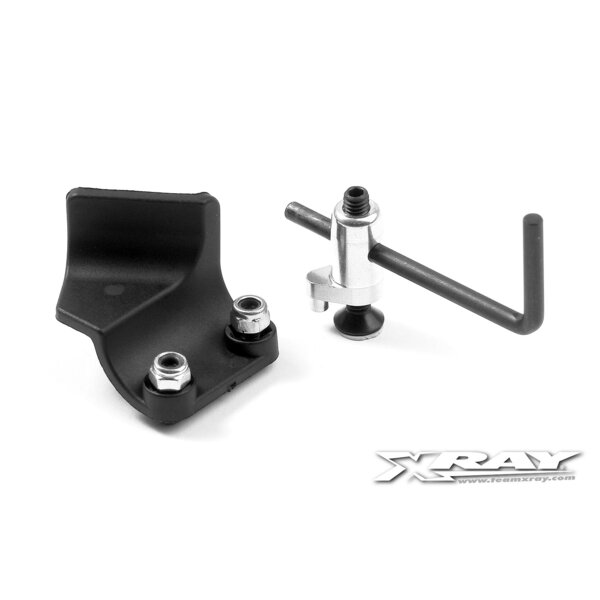 EXHAUST WIRE MOUNT SET