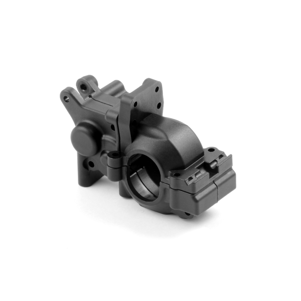 COMPOSITE REAR MOTOR GEAR BOX - LCG - GRAPHITE - SET
