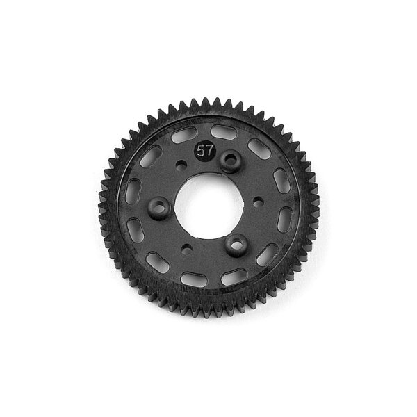 COMPOSITE 2-SPEED GEAR 57T (1st)