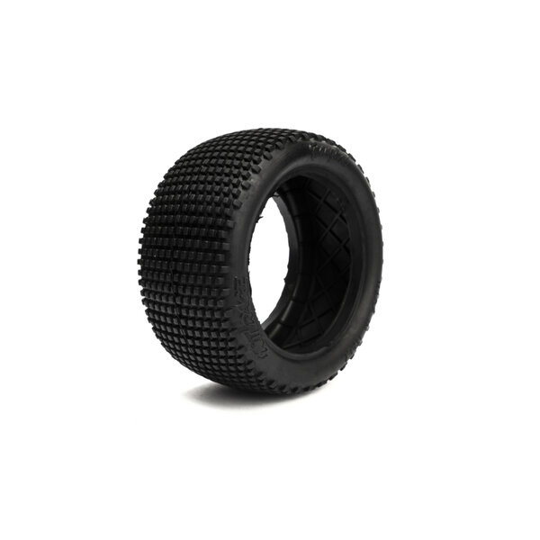 1/10 HR BUGGY TIRES 2WD/4WD REAR TIRES (2 tires + 2 inserts)