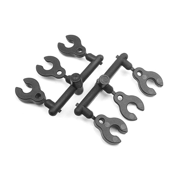 CASTER CLIPS (2)