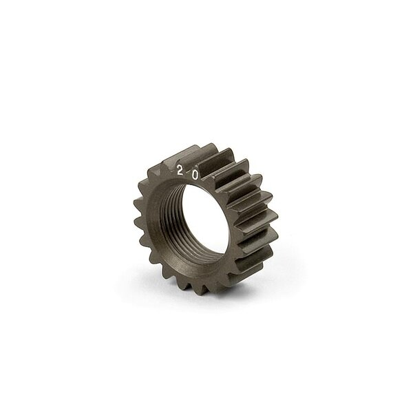 XCA ALU 7075 T6 HARDCOATED PINION GEAR - 20T (2ND)