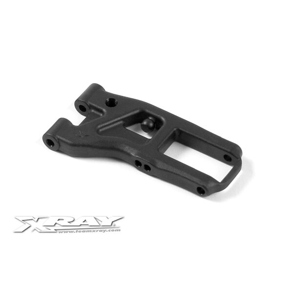 FRONT SUSPENSION ARM - EXTRA-HARD - 2-HOLE