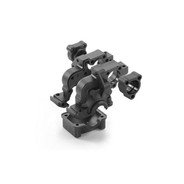 COMPOSITE MID MOTOR GEAR BOX (3 GEARS) - NARROW - SET