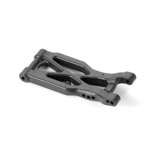 COMPOSITE SUSPENSION ARM REAR LOWER LEFT - GRAPHITE