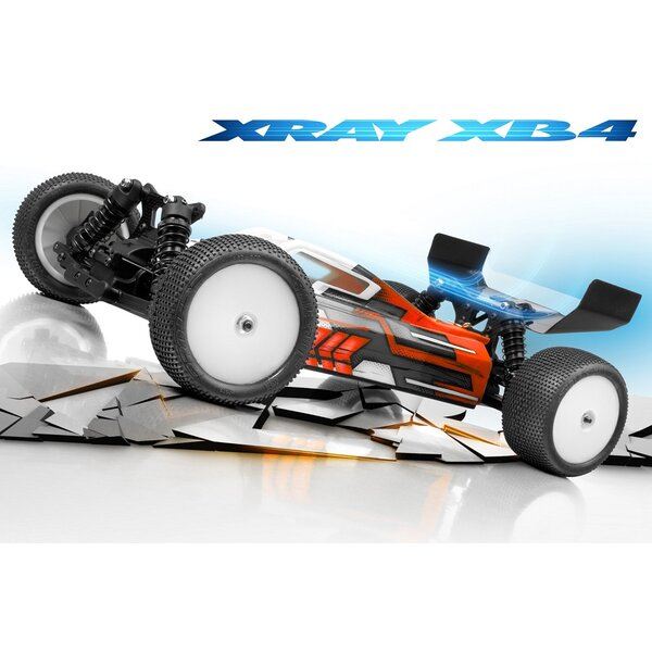 XRAY XB4D´21 - 4WD 1/10 ELECTRIC OFF-ROAD CAR