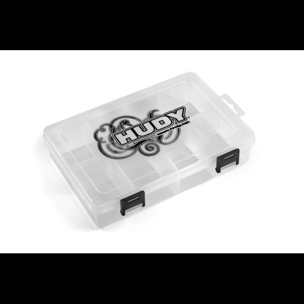 HUDY PARTS BOX - 8-COMPARTMENTS