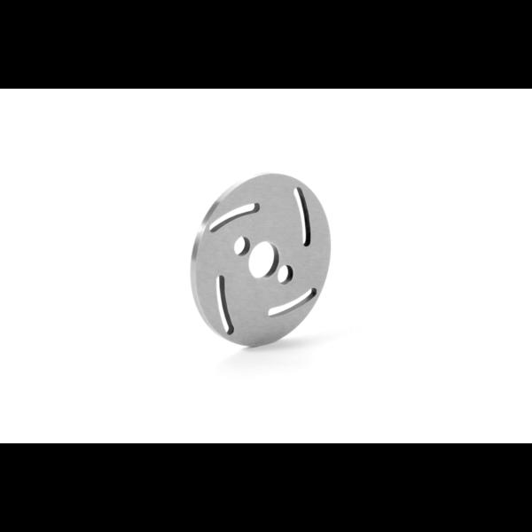 VENTILATED BRAKE DISC - LASER CUT - PRECISION-GROUND 28.6MM