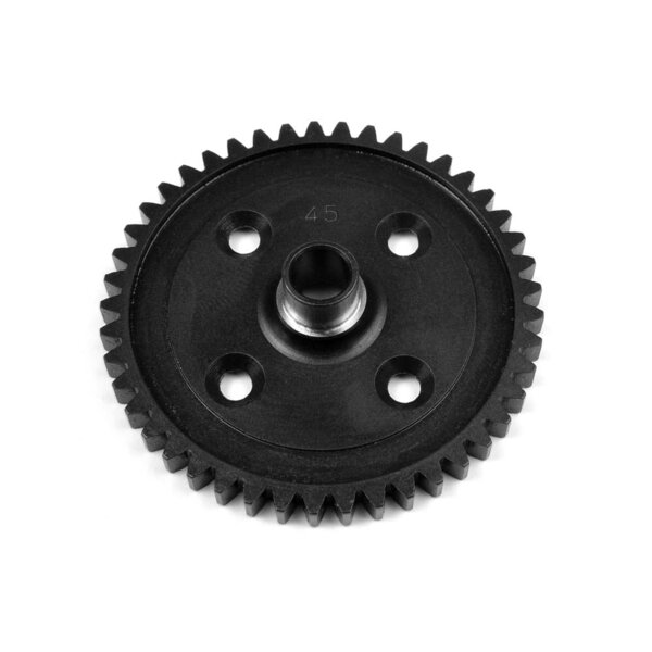 CENTER DIFF SPUR GEAR 45T