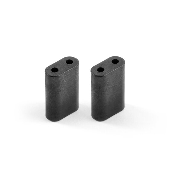 XT2 COMPOSITE REAR BODY MOUNT (2)