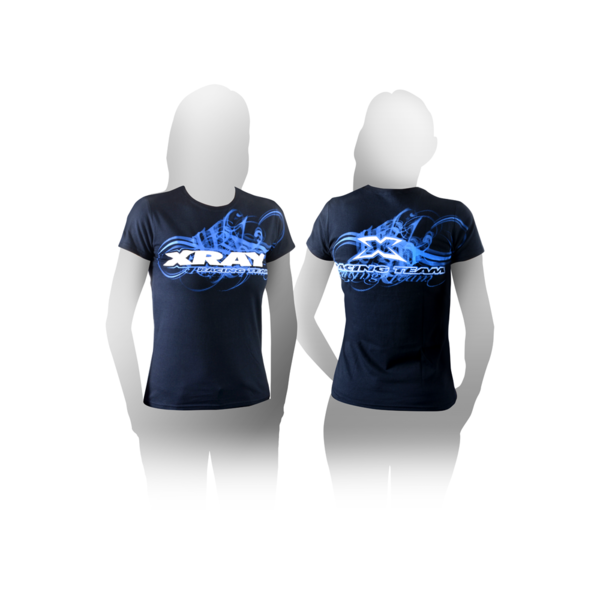 XRAY LADY TEAM T-SHIRT (S)
