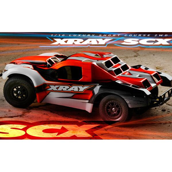 XRAY SCX - 2WD 1/10 SHORT COURSE