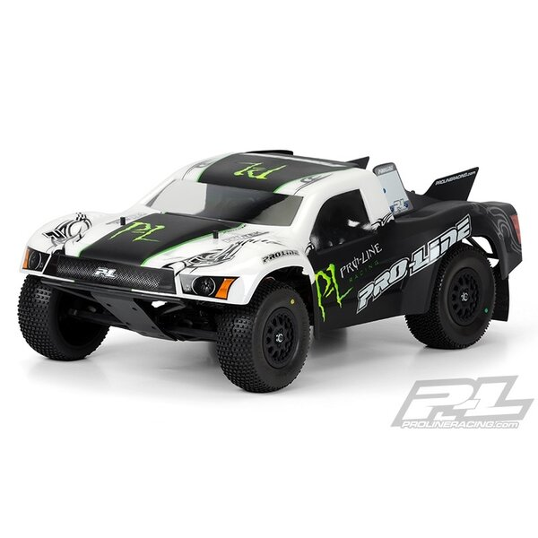 BODY FOR SCX - 2WD 1/10 ELECTRIC SHORT COURSE TRUCK