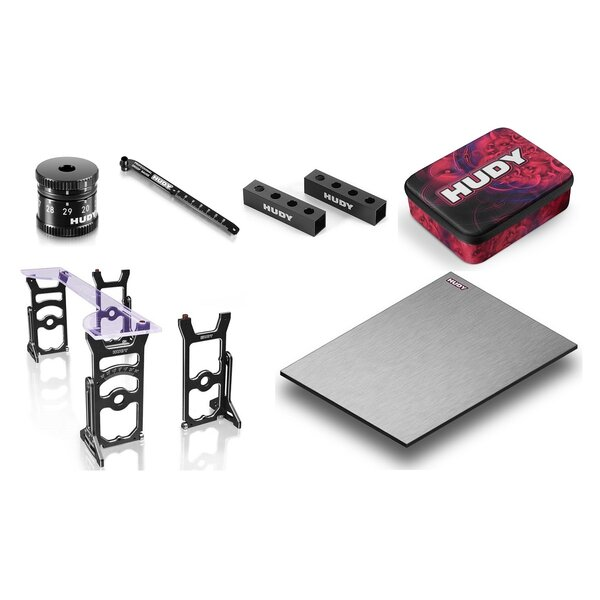SET-UP TEAM TOOLS COMBO SET 1/8 OFF-ROAD