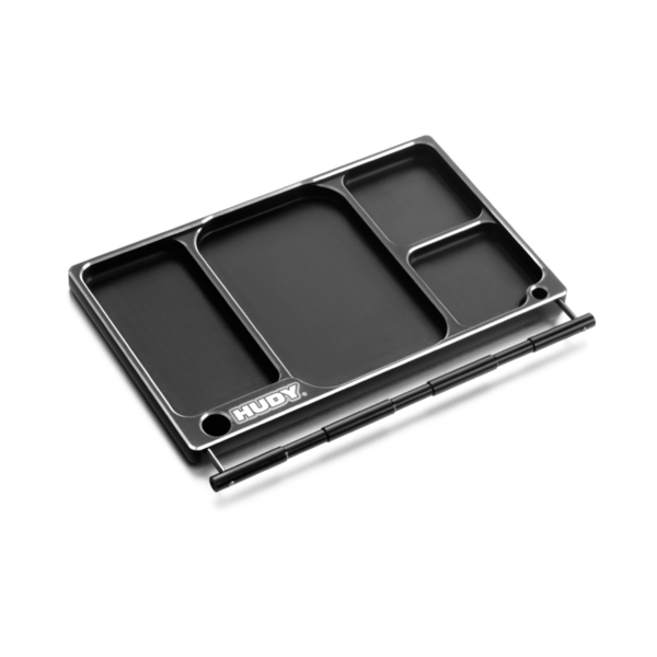 HUDY ALU TRAY FOR ACCESSORIES & PIT LED