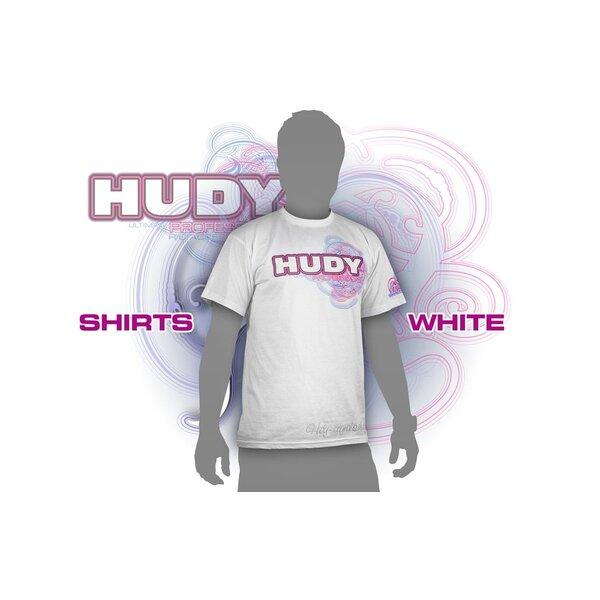 HUDY T-SHIRT - WHITE (M)