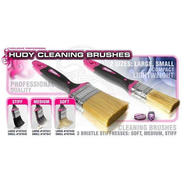 CLEANING BRUSH LARGE - STIFF
