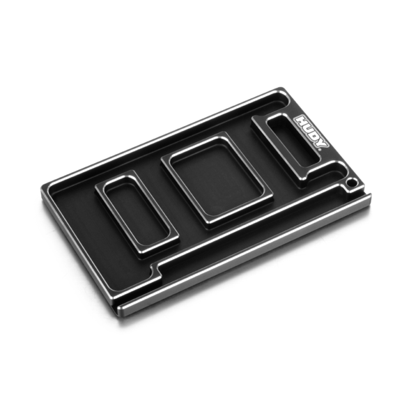 HUDY ALU TRAY FOR SET-UP SYSTEM