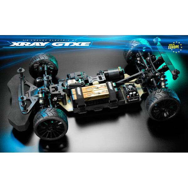 XRAY GTX´21 - 1/8 ELECTRIC ON-ROAD GT CAR