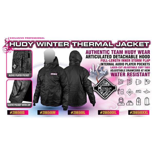 HUDY WINTER THERMAL JACKET (XL)